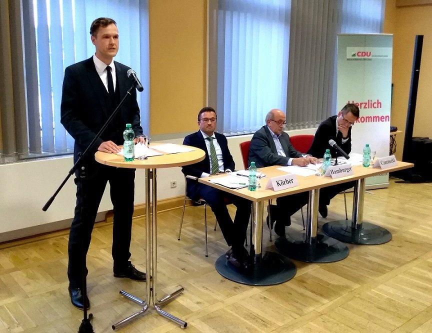 """Jan Löffler: """"Politik darf keinen Selbstzweck darstellen!"""""""