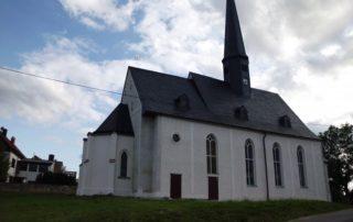 Kirche Dennheritz (Foto: Gemeinde Dennheritz)